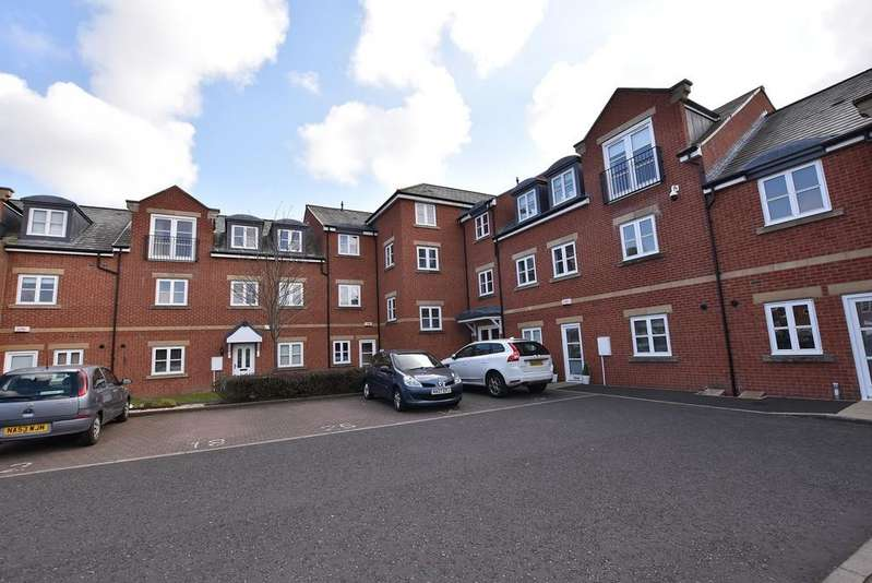 2 Bedrooms Apartment Flat for sale in Dunelm Grange, Boldon Colliery
