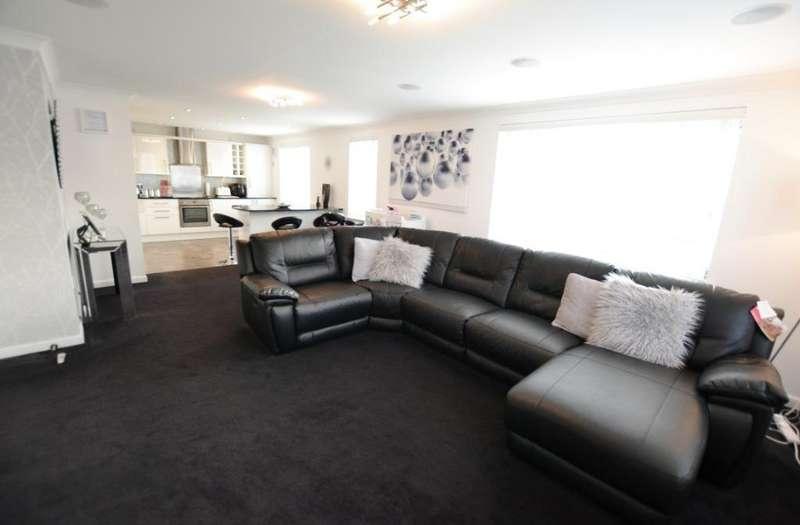 4 Bedrooms Flat for sale in Belfast Quay, Irvine, North Ayrshire, KA12 8PR