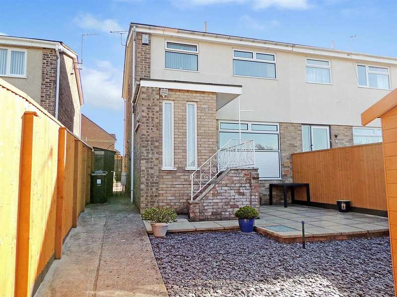 3 Bedrooms End Of Terrace House for sale in Albany Way, Warmley, Bristol