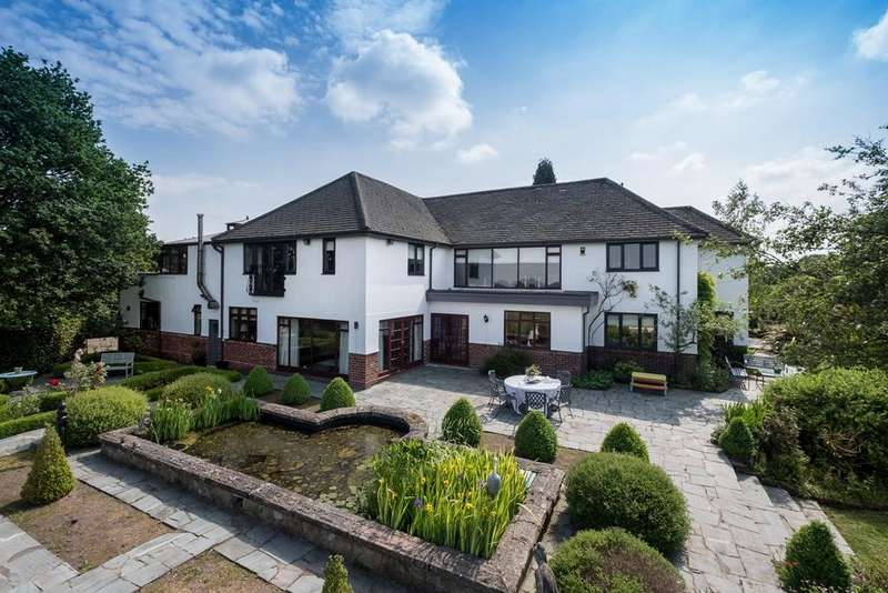 5 Bedrooms Detached House for sale in Dalefords Lane, Whitegate, Northwich, CW8