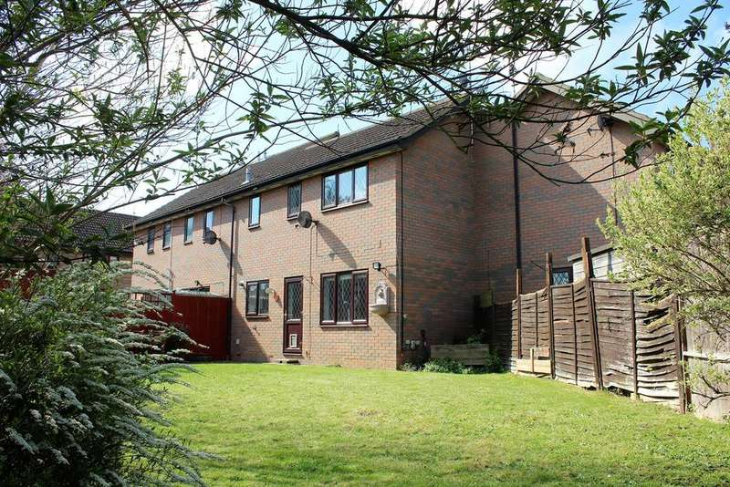 2 Bedrooms Terraced House for sale in Astral Close, Lower Stondon, Henlow, SG16