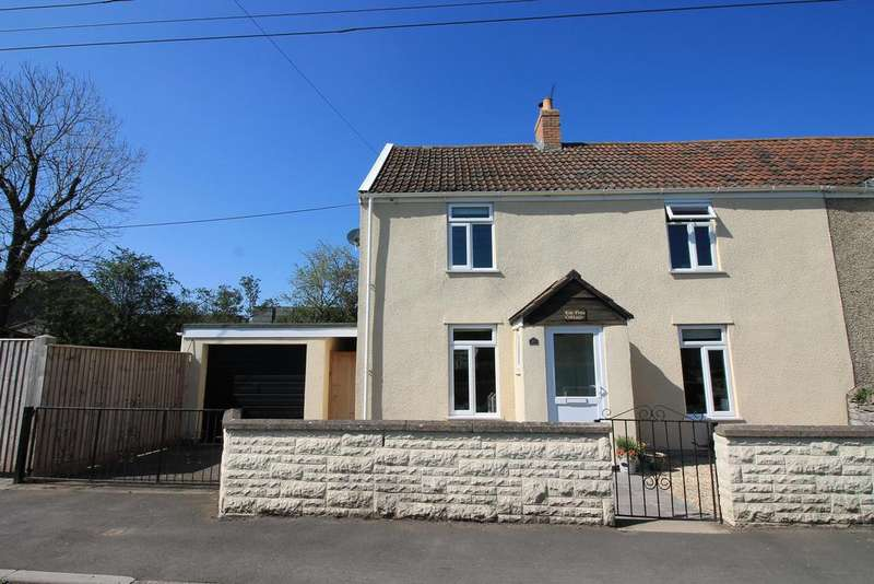 3 Bedrooms Semi Detached House for sale in Wemberham Lane, Yatton, North Somerset, BS49 4BP