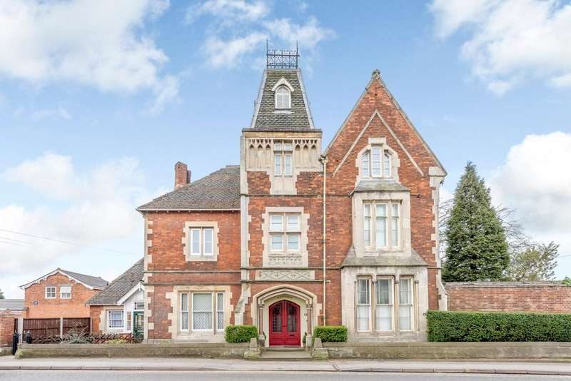 5 Bedrooms Unique Property for sale in The Mansion, High Street, Earl Shilton, Leicestershire, LE9