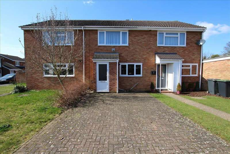3 Bedrooms Terraced House for sale in Bittern Drive, Biggleswade, SG18