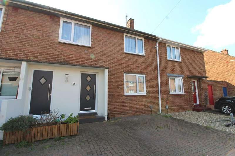 3 Bedrooms Terraced House for sale in The Rowlands, Biggleswade, SG18