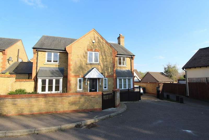 4 Bedrooms Detached House for rent in Endeavour Close, Lower Stondon, Henlow, SG16