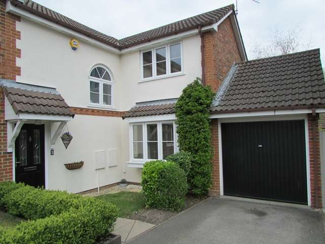 3 Bedrooms End Of Terrace House for sale in Park Lane, Temple Park, Binfield, Berkshire