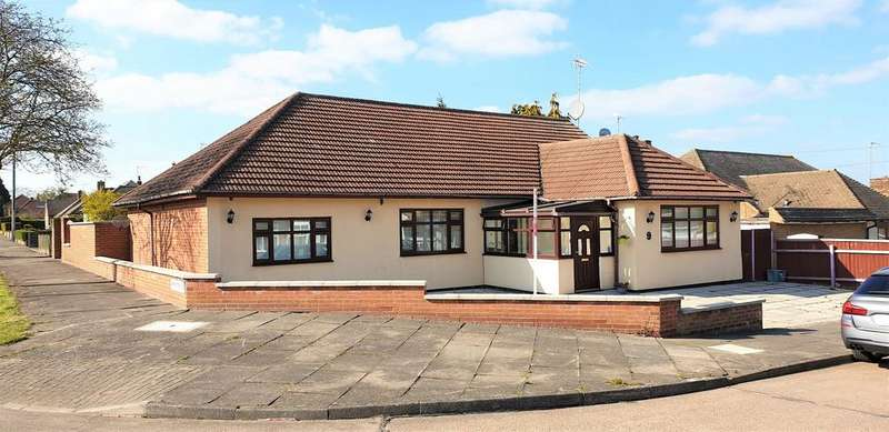 6 Bedrooms Detached Bungalow for sale in Newhaven Road, Leicester LE5