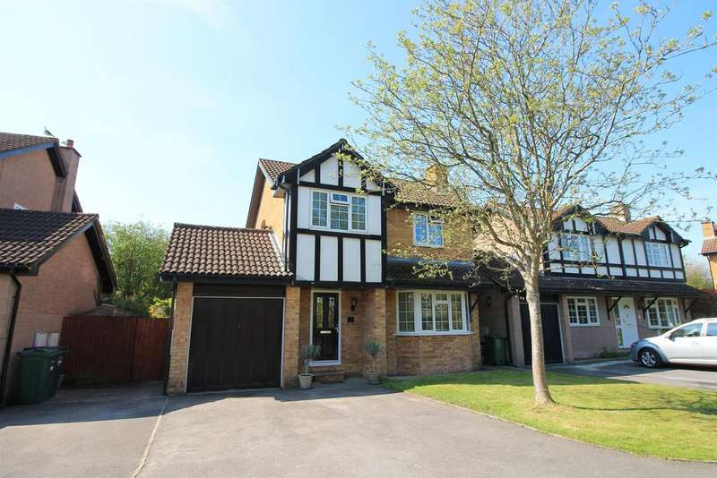 4 Bedrooms Detached House for sale in The Wood Kilns, Yatton, Bristol, BS49 4QF