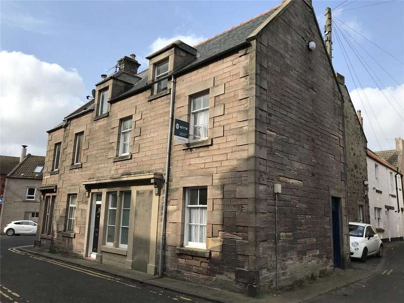 4 Bedrooms House for sale in The Old Bakery, 5 Queen Street, Eyemouth, Berwickshire