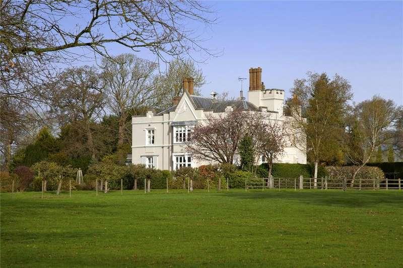 8 Bedrooms Detached House for sale in Lingfield Road, Edenbridge, Kent, TN8