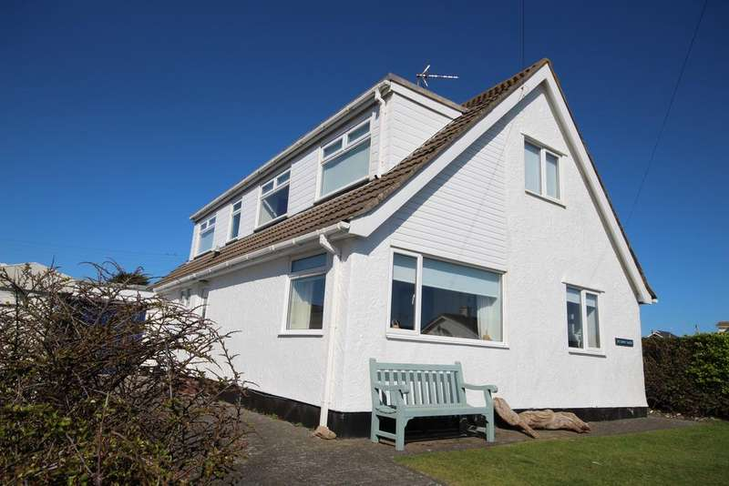 4 Bedrooms Detached House for sale in 28 Ger Y Mor, Rhosneigr, Anglesey LL64