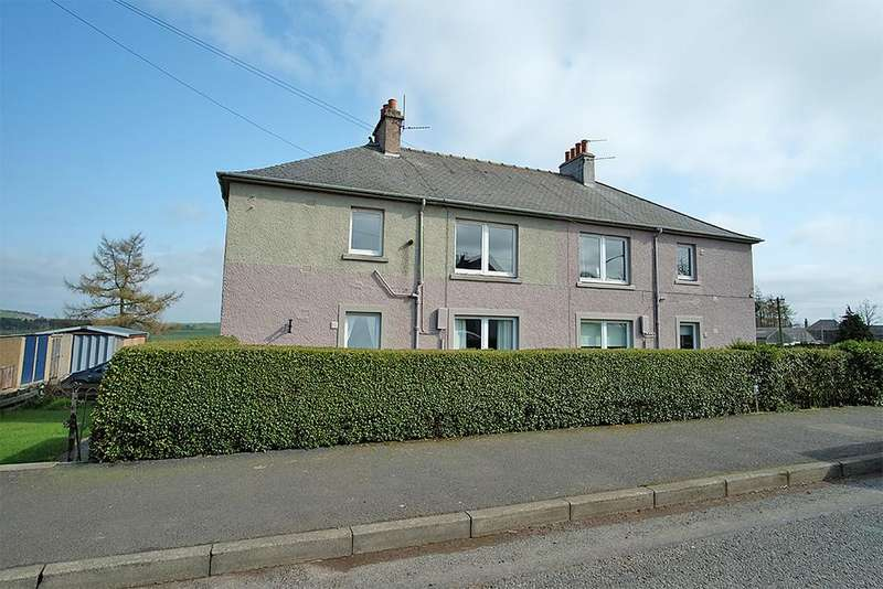 2 Bedrooms Flat for sale in 16 Station Road, Gordon TD3 6LR