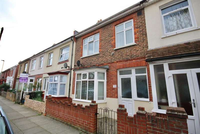 3 Bedrooms Terraced House for sale in Target Road, Portsmouth