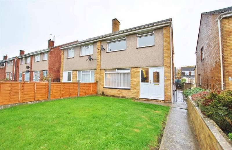 3 Bedrooms Semi Detached House for sale in Rowacres, Whitchurch, Bristol
