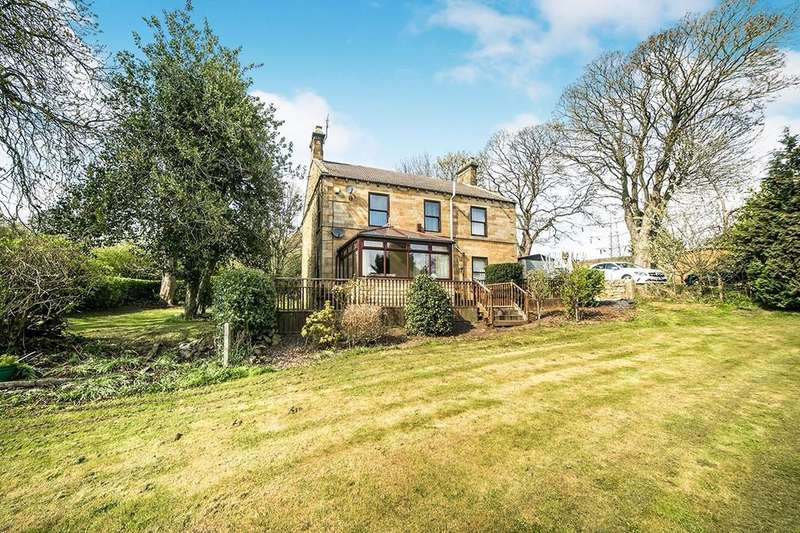 4 Bedrooms Detached House for sale in Liddells Fell Road, Blaydon-On-Tyne, NE21