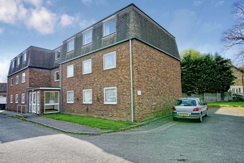 2 Bedrooms Ground Flat for sale in Edgecumbe Court, Sandy