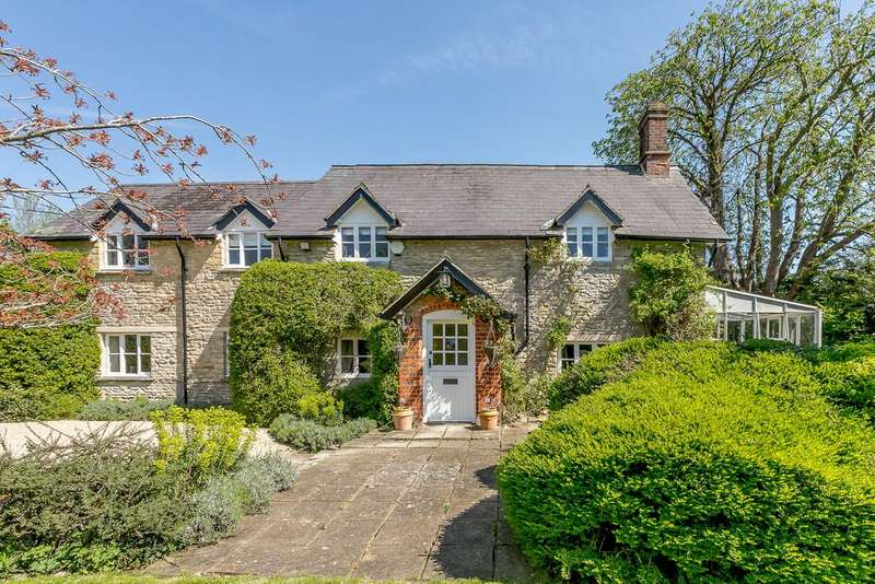 5 Bedrooms Detached House for sale in Shipton-on-Cherwell