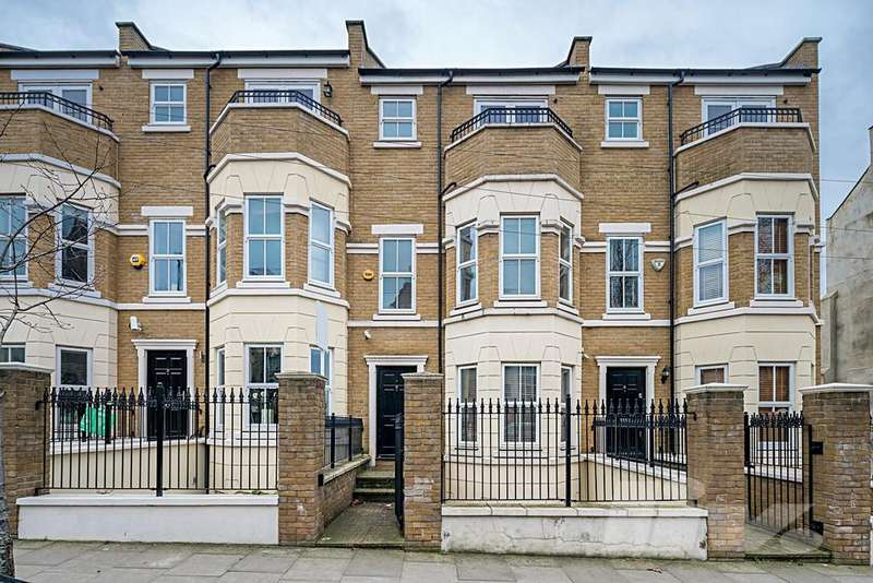 5 Bedrooms House for sale in Busby Place, Camden, NW5