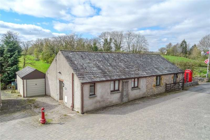 2 Bedrooms Bungalow for sale in Half Byre Cottage, 9 Newby Court, Newby, Penrith, Cumbria