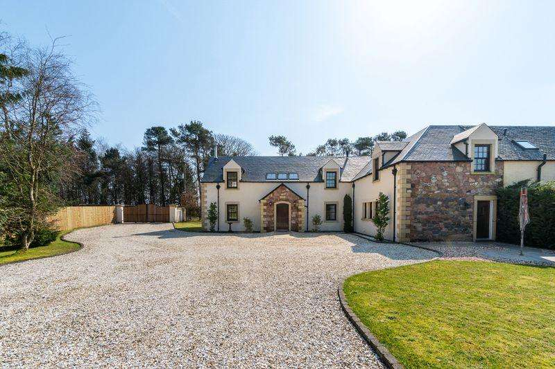 5 Bedrooms Barn Conversion Character Property for sale in The Barn, Sorn Road KA5 6HH