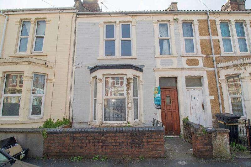 2 Bedrooms Terraced House for sale in Barratt Street, Bristol