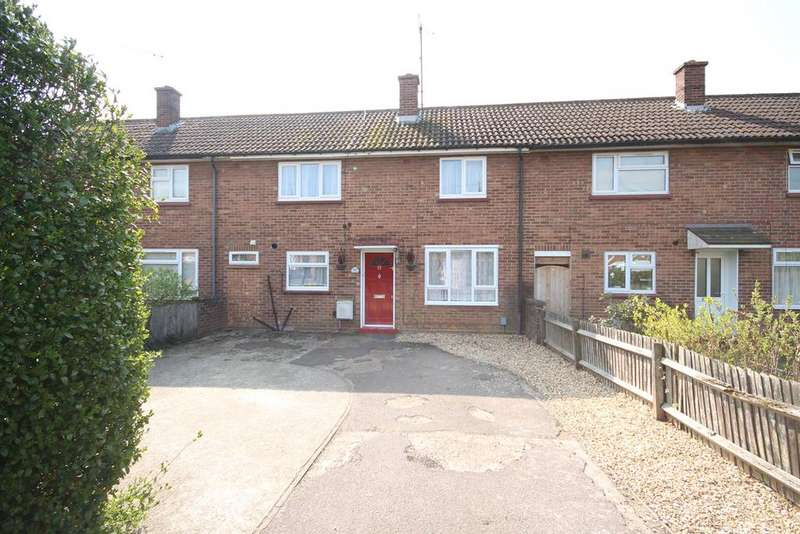 3 Bedrooms Terraced House for sale in Lucas Way, Shefford, SG17