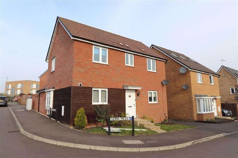 3 Bedrooms Detached House for sale in Serin Mead, Leighton Buzzard