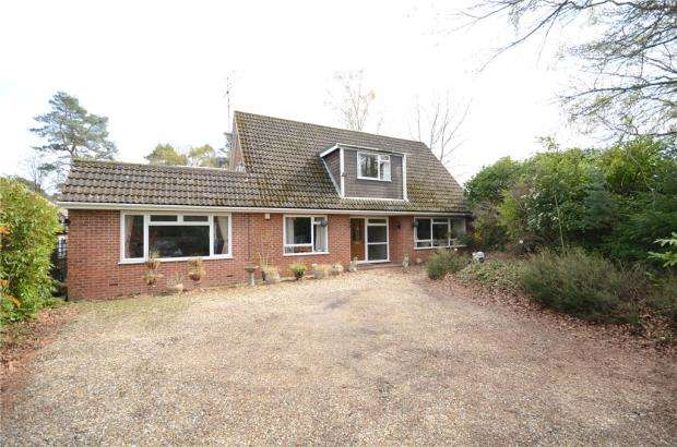 4 Bedrooms Detached House for sale in Sandhurst Road, Crowthorne, Berkshire