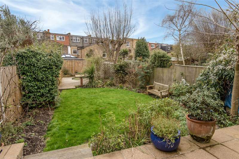6 Bedrooms Semi Detached House for sale in Kenilworth Avenue, Wimbledon, London, SW19