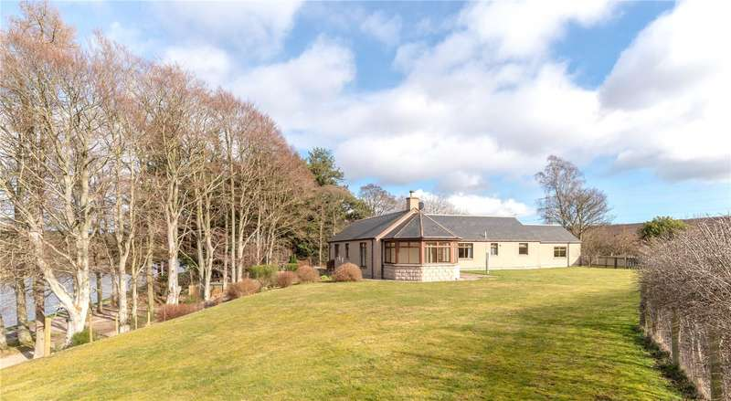 3 Bedrooms Detached House for sale in Cairnton Cottage, Durris, Banchory, Aberdeenshire, AB31