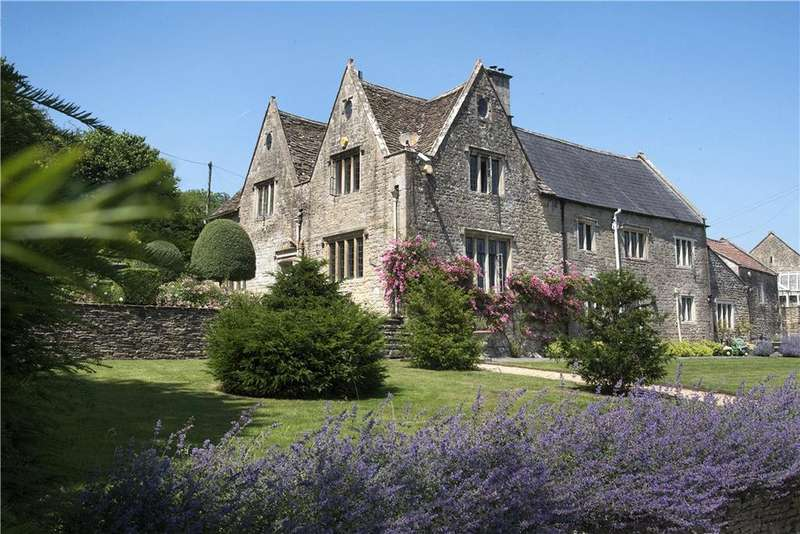 4 Bedrooms Detached House for sale in St Catherine, Bath, Somerset, BA1