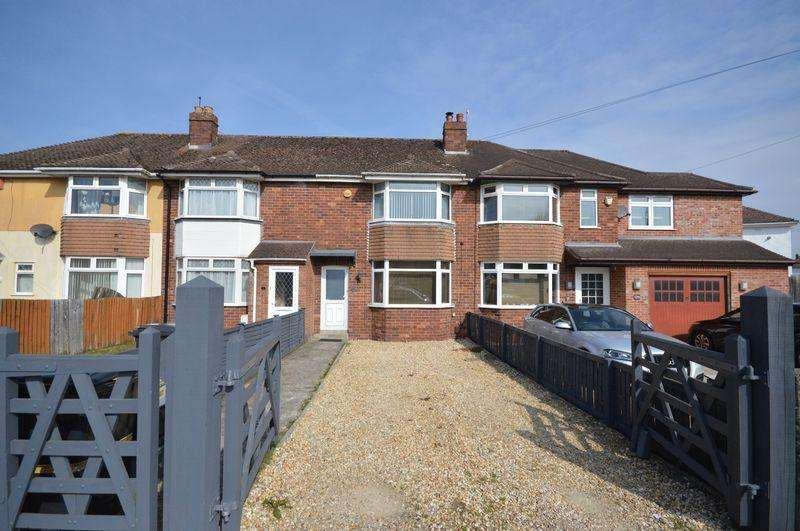 2 Bedrooms Terraced House for sale in Headley Walk, Bristol