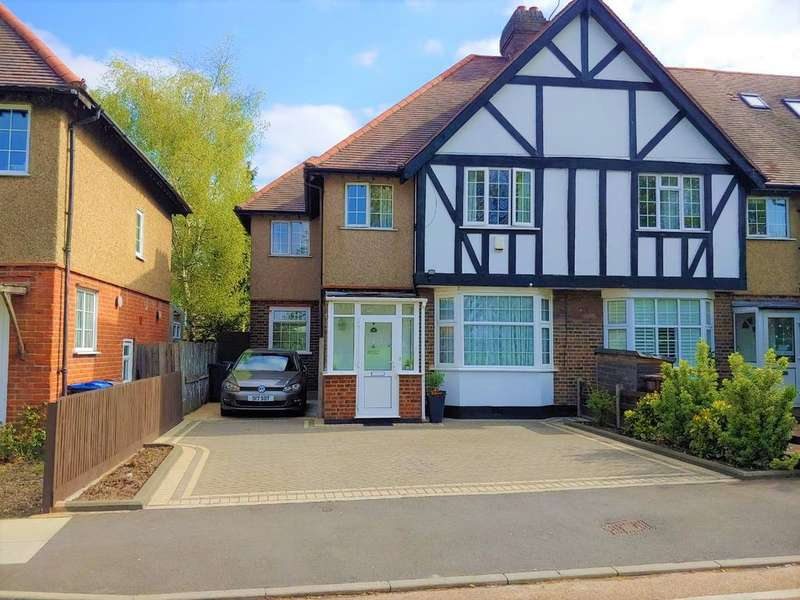 4 Bedrooms End Of Terrace House for sale in Manship Road, Mitcham, Surrey CR4