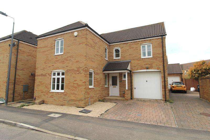 4 Bedrooms Detached House for sale in Manor Farm Crescent, Bradley Stoke