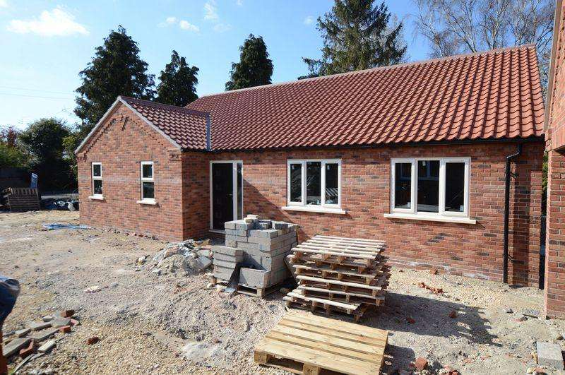 3 Bedrooms Bungalow for sale in Plot 1, Tattershall Road, Woodhall Spa