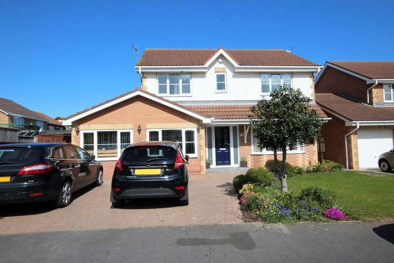 4 Bedrooms Detached House for sale in The Ashes, Seaton Carew, Hartlepool