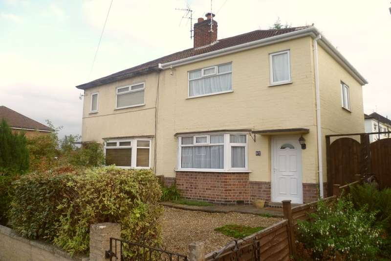 2 Bedrooms Semi Detached House for sale in Windmill Avenue, Birstall, Leicester, LE4