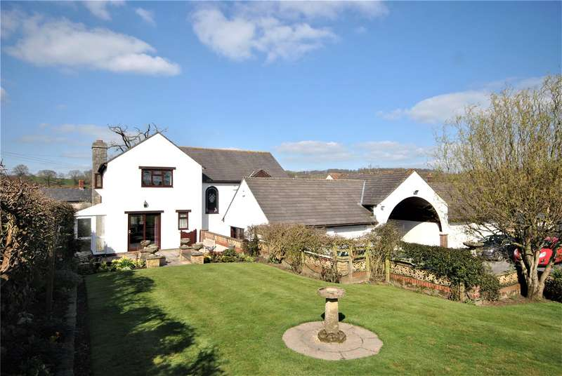 4 Bedrooms Detached House for sale in Bishopswood, Chard, Somerset, TA20