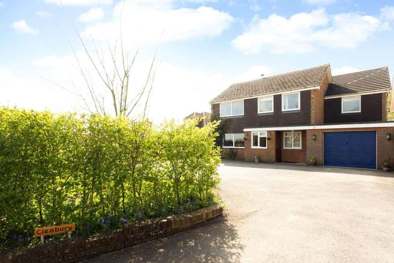5 Bedrooms Property for sale in Pangbourne Road, Upper Basildon, Reading, Berkshire