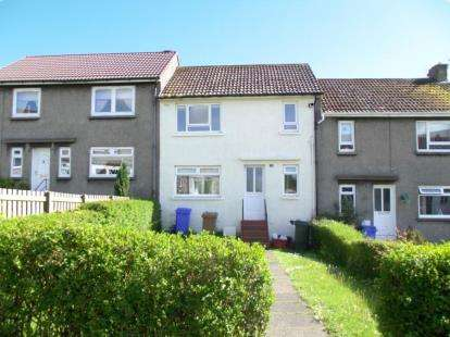 2 Bedrooms Terraced House for sale in Arran Drive, Auchinleck