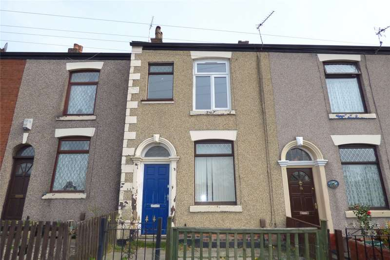 3 Bedrooms Terraced House for sale in Wilton Street, Heywood, Greater Manchester, OL10
