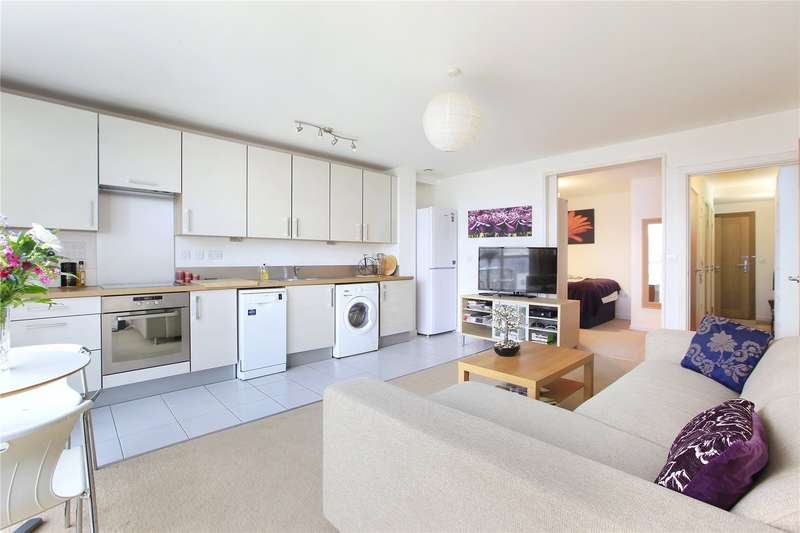 1 Bedroom Flat for sale in Palladio Court, Mapleton Road, Wandsworth, London, SW18