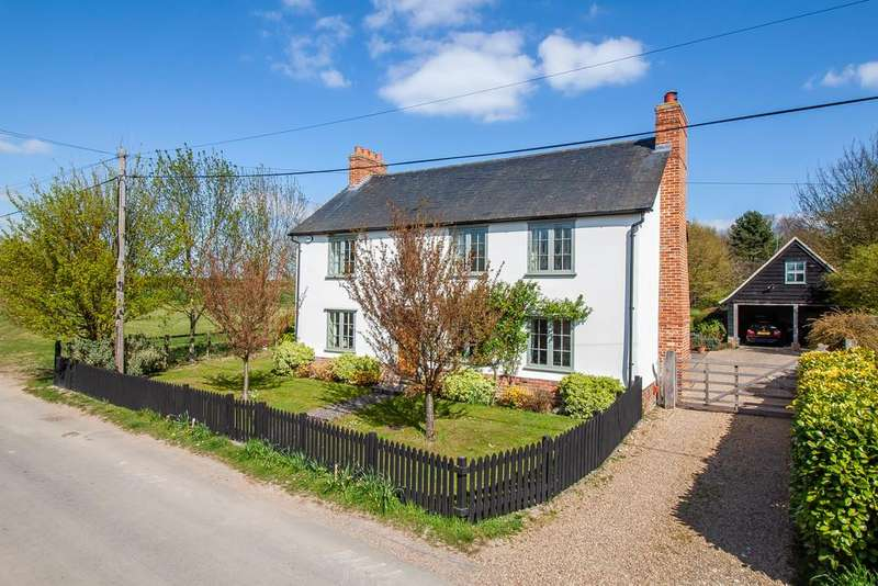 5 Bedrooms Detached House for sale in Church Street, Thriplow, Royston