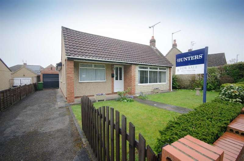 2 Bedrooms Detached Bungalow for sale in Leap Valley Crescent, Downend, Bristol, BS16 6TN