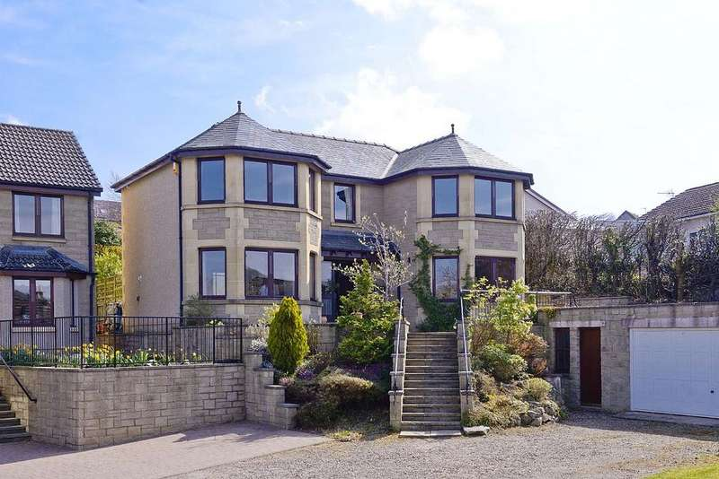 4 Bedrooms Detached House for sale in Hap House, 5 Allerton Court, Jedburgh TD8 6RT