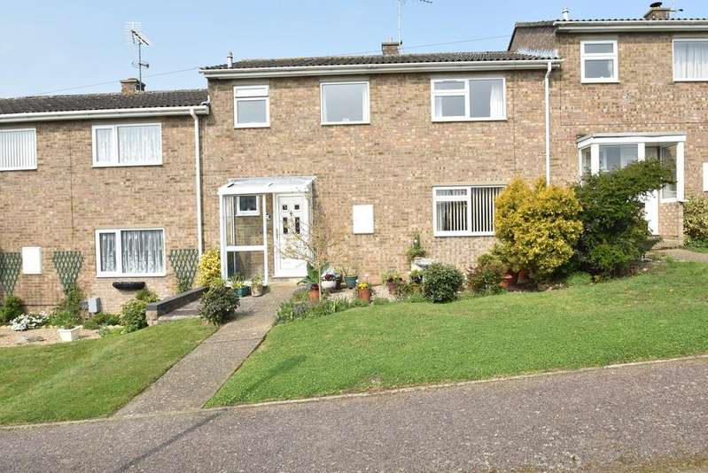 3 Bedrooms Terraced House for sale in Tawneys Ride, Bures