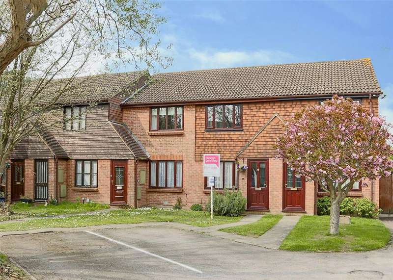 2 Bedrooms Terraced House for sale in Mendip Road, Forest Park, Bracknell, Berkshire, RG12