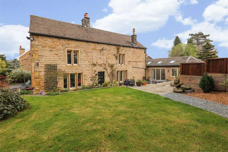 5 Bedrooms Detached House for sale in Hallowes Lane, Dronfield