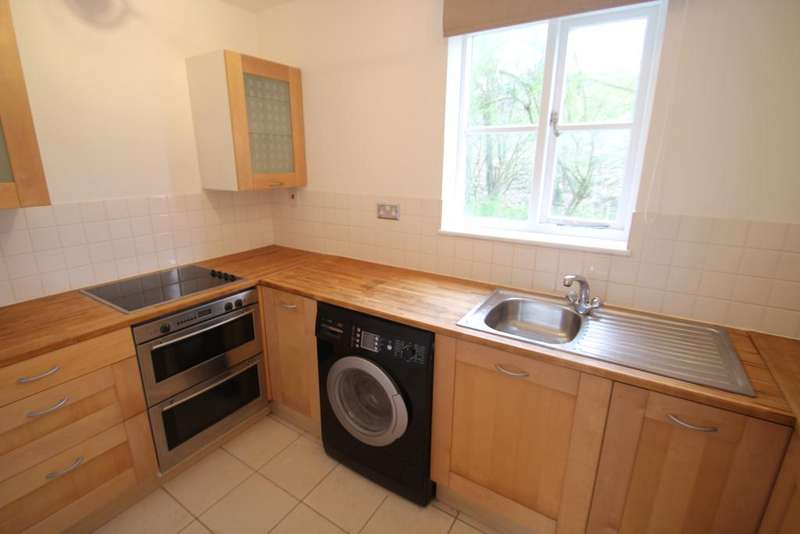 1 Bedroom Ground Flat for sale in Wessex Close, Hungerford RG17